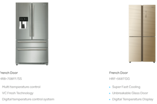 Haier French Door Refrigerator Price In Pakistan 2019, Manual, Features, Specifications