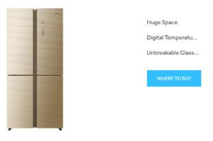 Haier Refrigerator HRF-568TGG Price In Pakistan 2019, Where To Buy