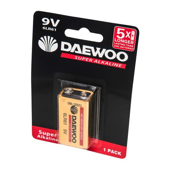 Daewoo 9 Volt Size Battery Price In Pakistan, Lahore, Karachi, Islamabad