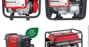 Honda Generators Prices In Pakistan 2019 List Of Latest Models