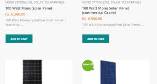 Tesla Solar Panel Price In Pakistan 2019, 100 Watt, 150 Watt, 250 Watt