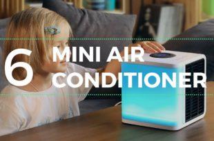 Mini Air Conditioner new features