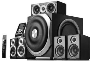 Edifier s760d Price In Pakistan 5.1 Speakers Review